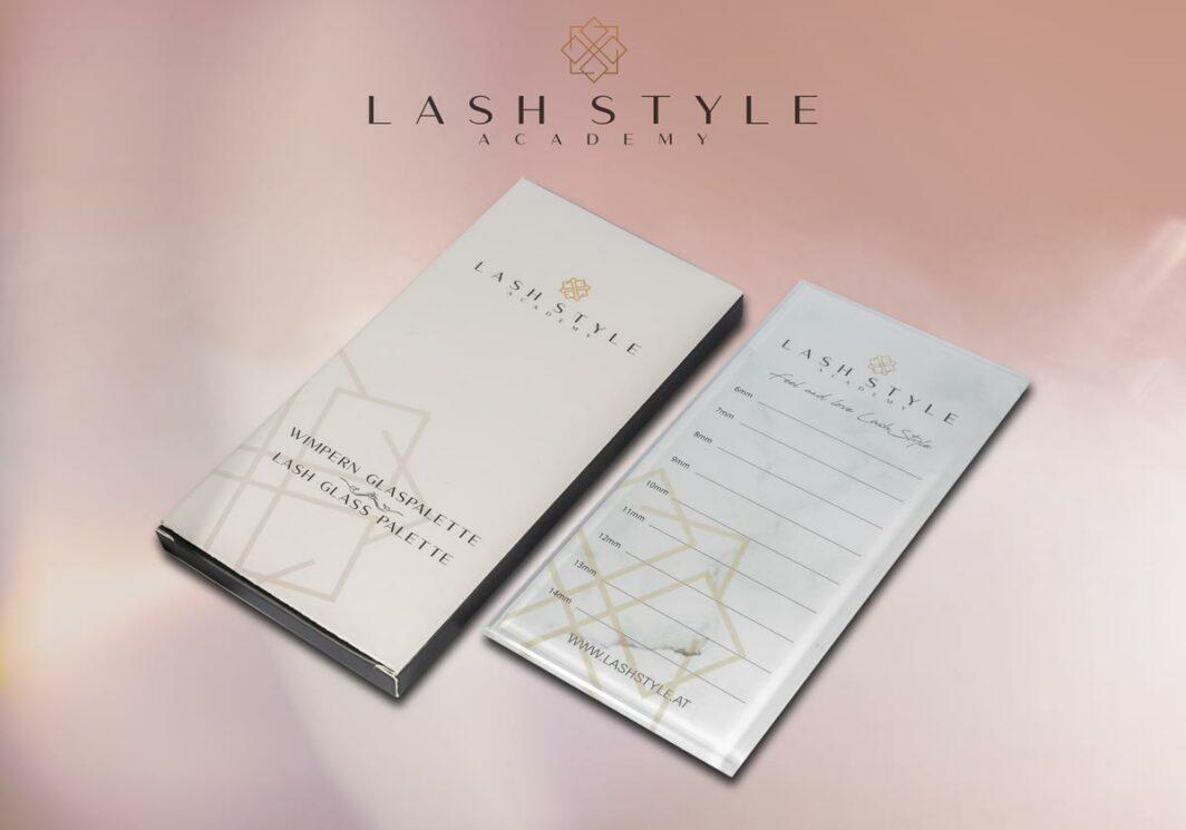 Lash Palette Glas